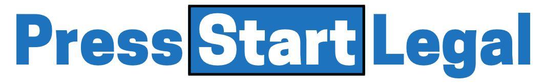 Press Start Legal